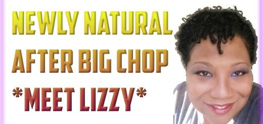 Natural Hair Journey With Lizzy – 7 Months After Big Chop!